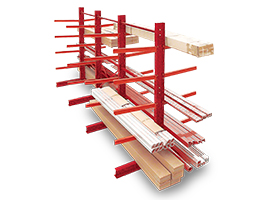 RACK TIPO CANTILEVER