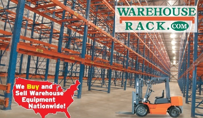 Sell Used Pallet Rack